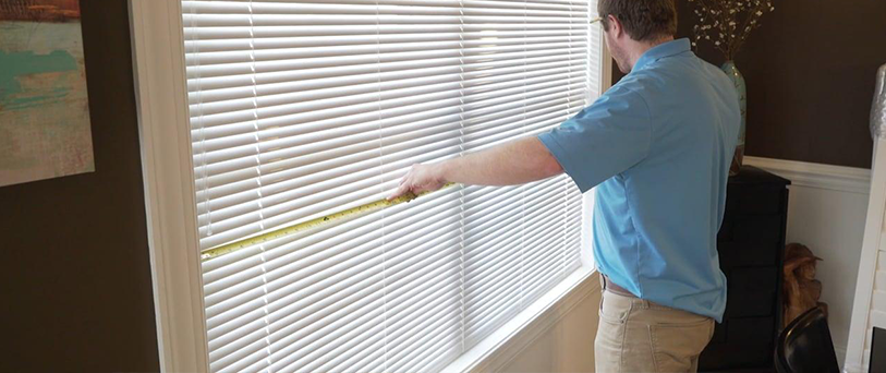 Measuring your new windows