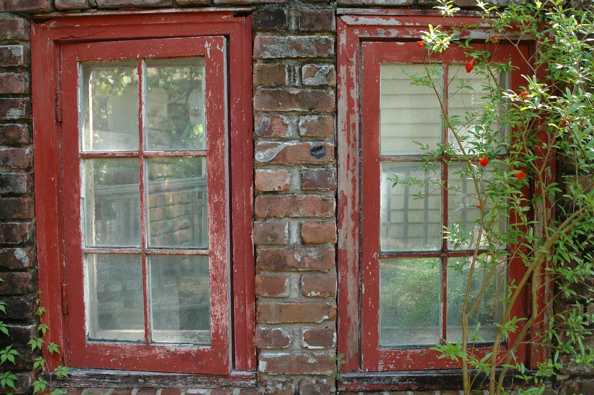 A picture of a set of new double glazing windows