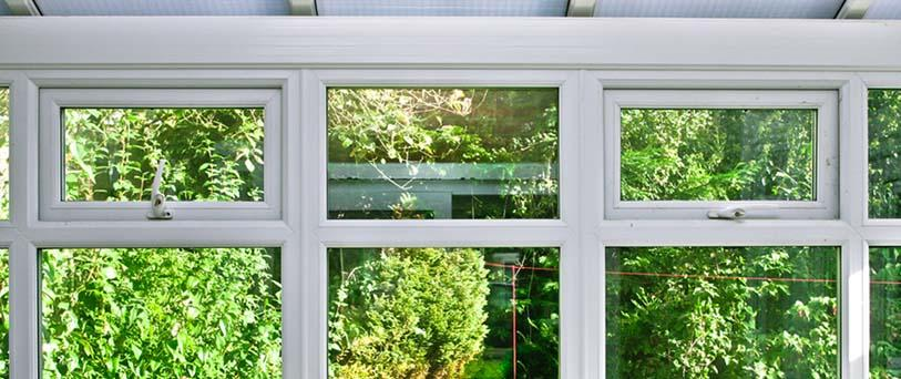UpVC Conservatory window