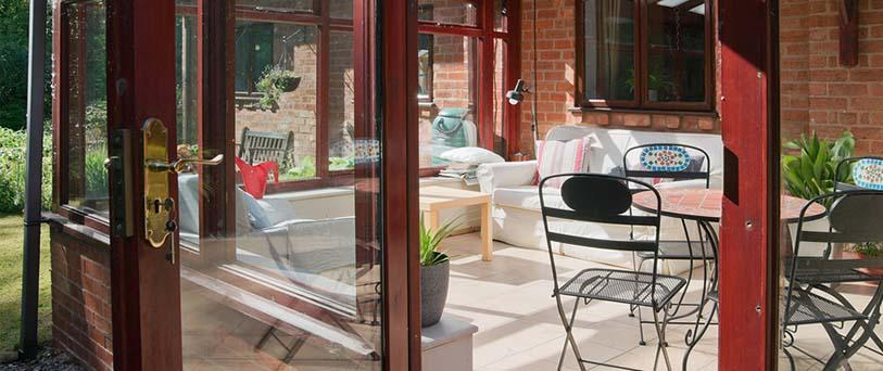 Keeping your conservatory cool