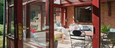 Timber framed garden room and orangeries - Supply and installation