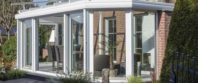 uPVC garden room and orangeries –  better than conservatories?